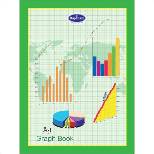 A4 Graph Book