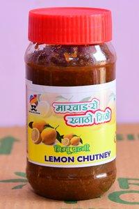 Lemon Chutney