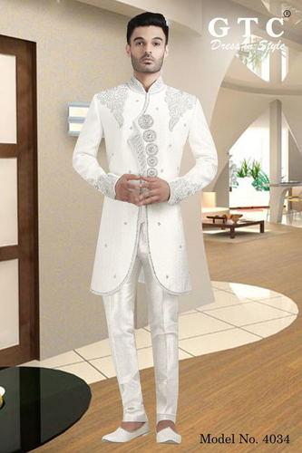 4034 Exclusive & Wedding Sherwani