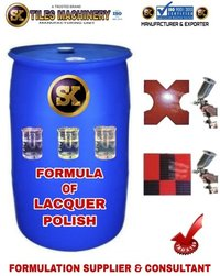 Formula of Lacquer Polish