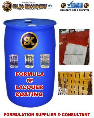 Formula of Lacquer Coating