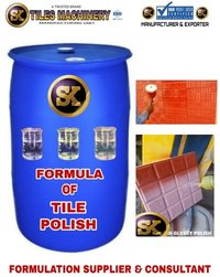 Formula of Tile Polish