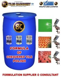 Formula of Chequered Tile Polish