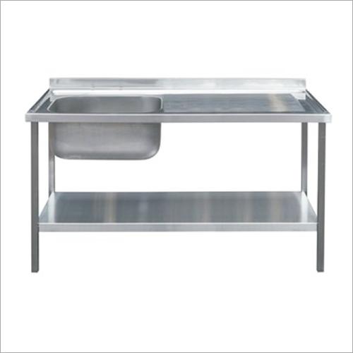 Commercial Single Sink Unit