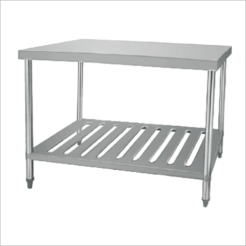 Stainless Steel Clean Dish Table