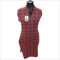 Ladies Stylish Woolen Long Kurti