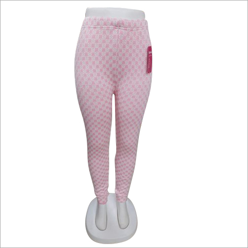 Ladies Printed Woolen Leggings