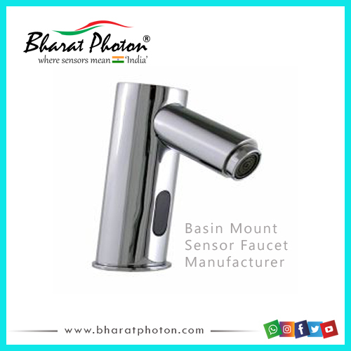 Basin Mounted Sensor tap BP-F57