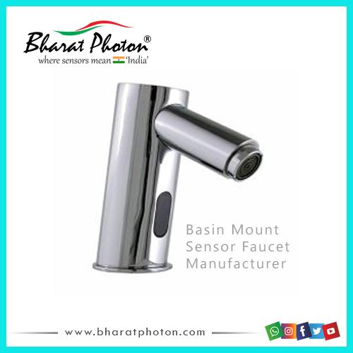 Basin Mounted Sensor Tap Bp-f57