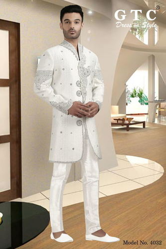 4032 EXCLUSIVE & WEDDING SHERWANI