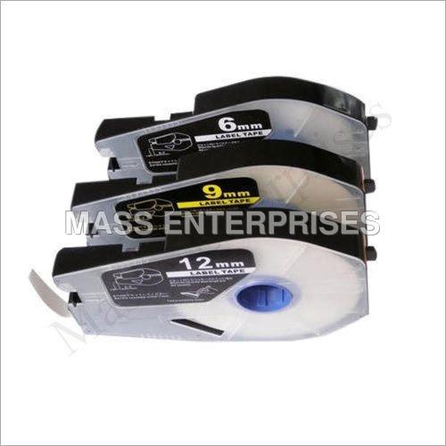 Canon Lettering Machine Cassette Label Tape