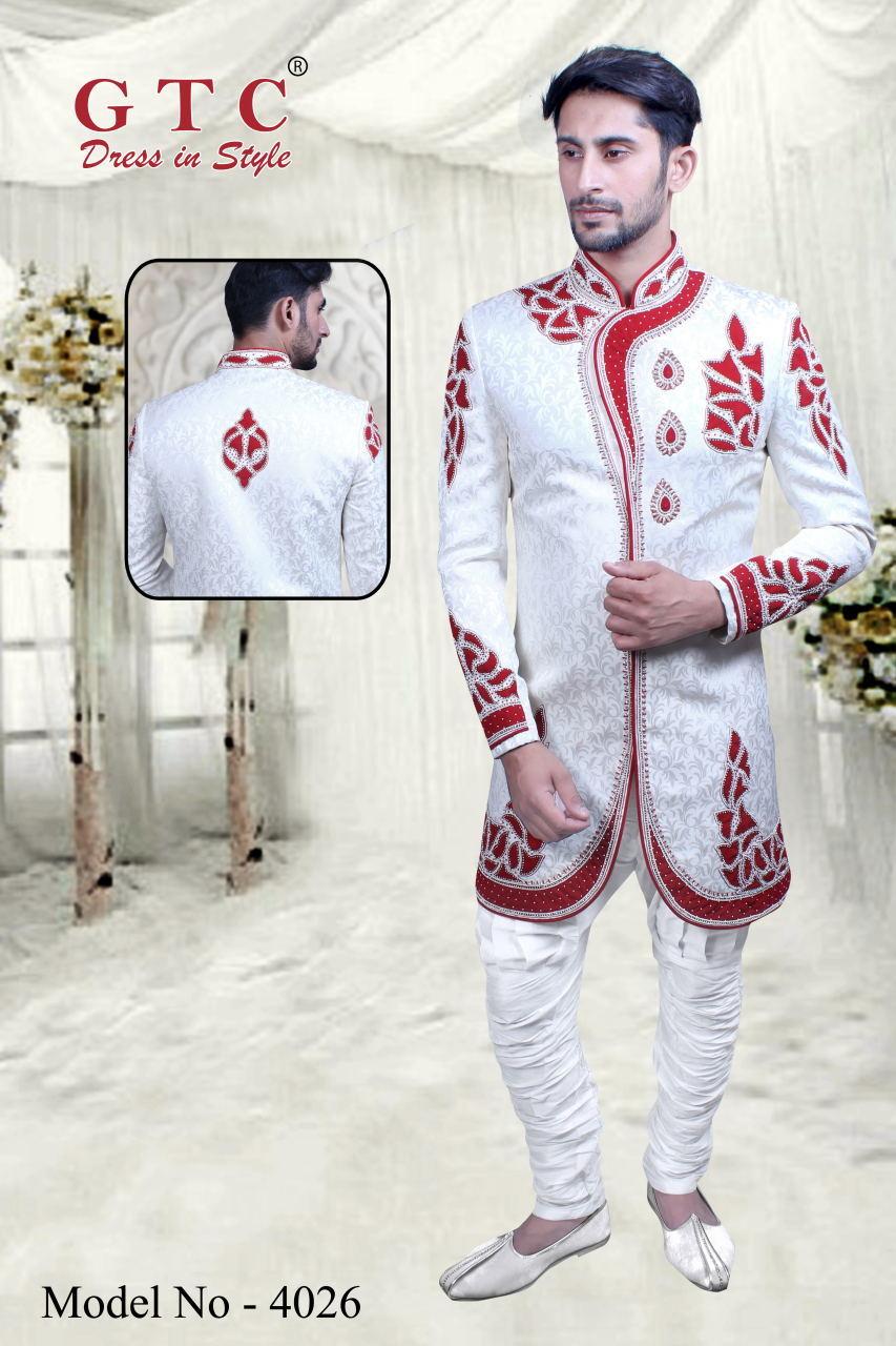 4026 Exclusive & Wedding Sherwani