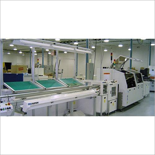Assembly Line Automation System