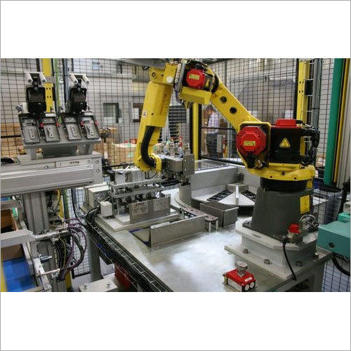 Automatic Robotic System