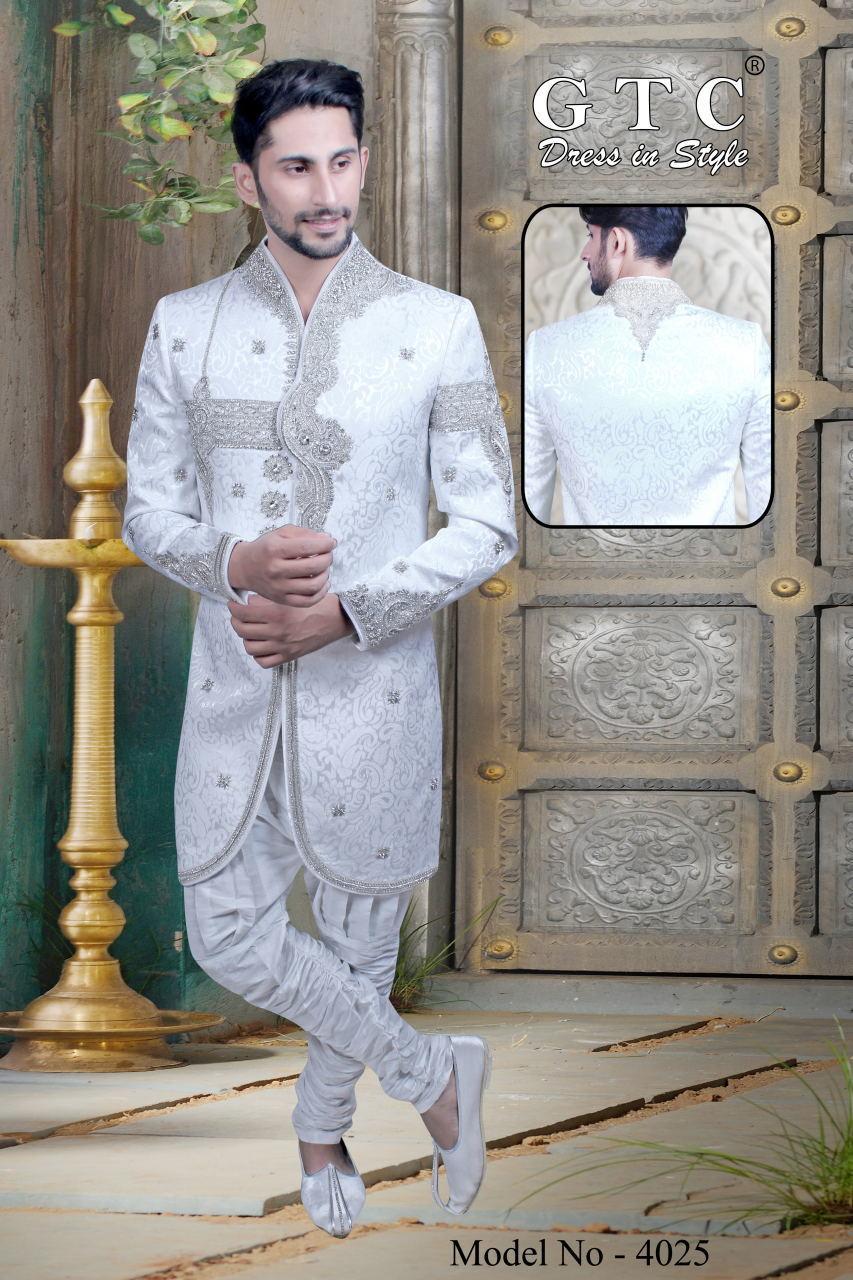 4025 Exclusive & Wedding Sherwani
