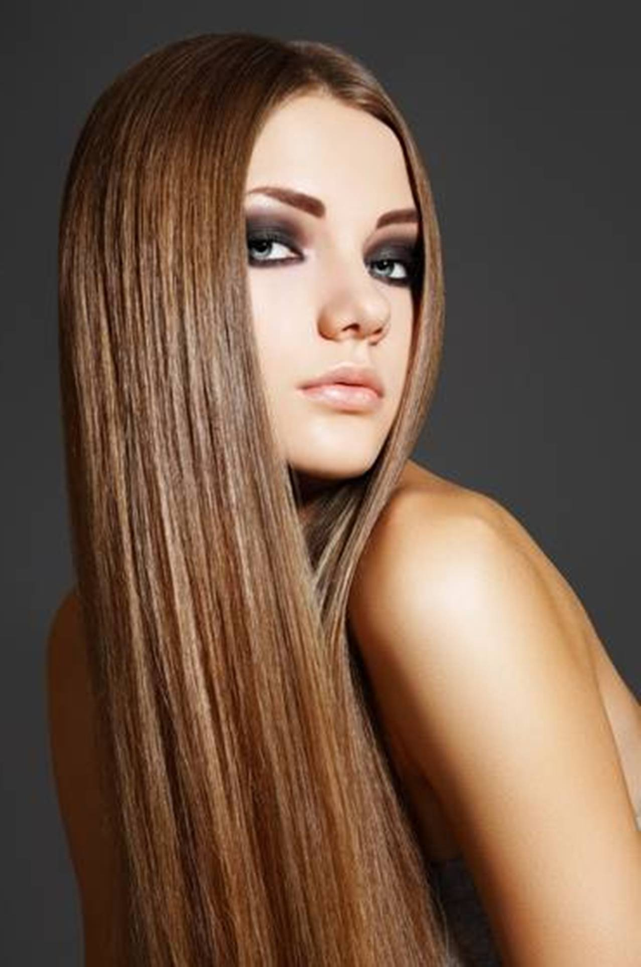 Henna Based Hair Color Brown