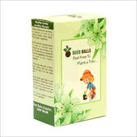 Tree Seed Balls Gift Pack