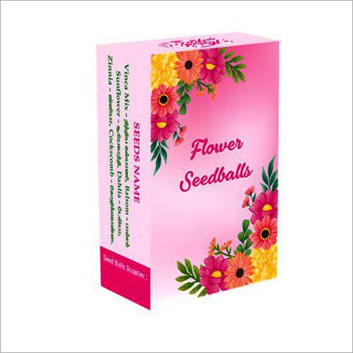 Flower Seed Balls Gift Pack
