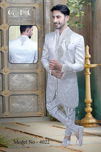 4022 Exclusive & Wedding Sherwani