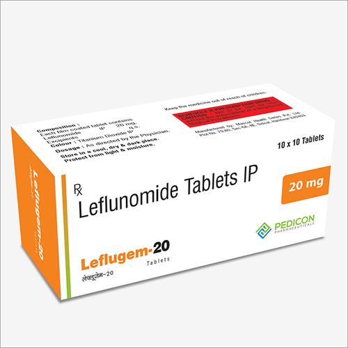 Leflugem-20   Tablets