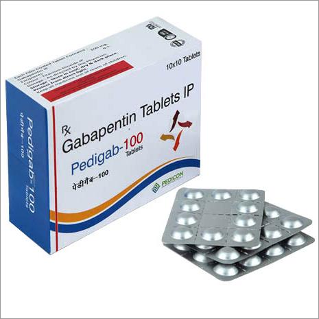 Pedigab 100  Tablets