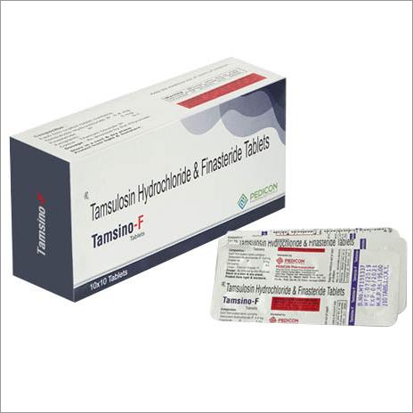 TAMSULOSIN HCI  + FINASTERIDE