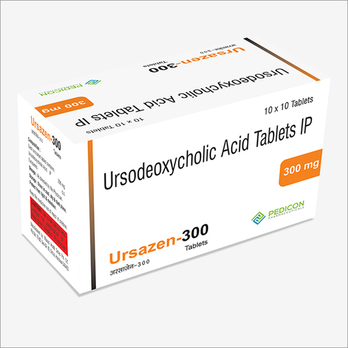 Ursazen 300 mg Tablets