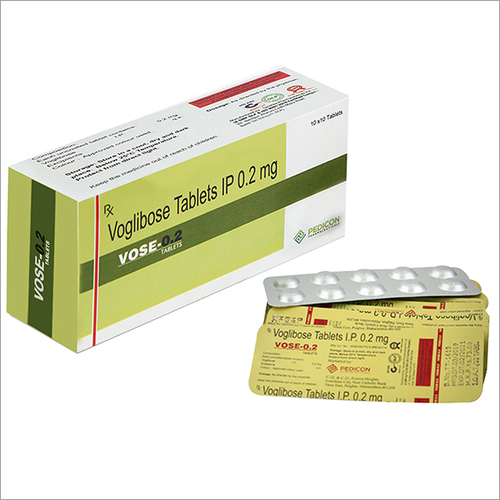 VOSE 0.2 mg Tablets