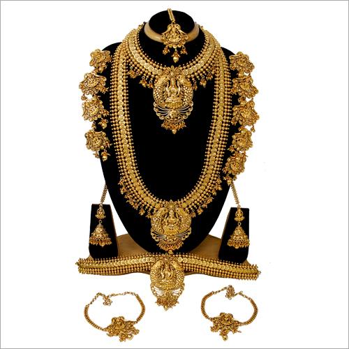 Artificial Bridal Jewellery Set