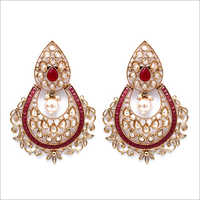 Ladies Artificial Earrings