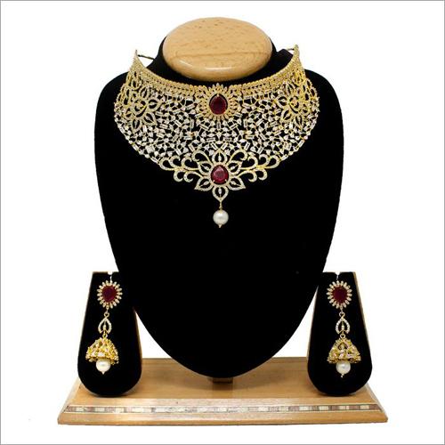 Ladies Artificial Necklace Set