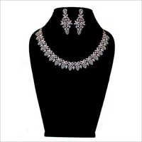 Ladies Imitation Necklace Set