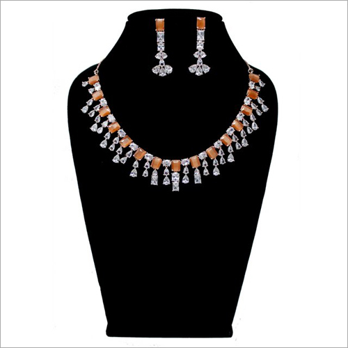 Imitation Party Wear Necklace Set