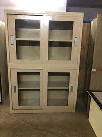 Glass Door Almirah