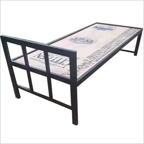Metal Single Cot Bed