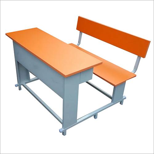 2 Seater School Desk Bench