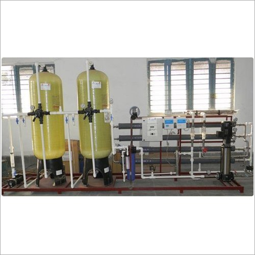 Community Drinking Water Plant