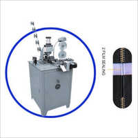 Auto Zipper Tape Sealing Machine