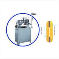 Automatic Plastic Zipper Gapping Machine