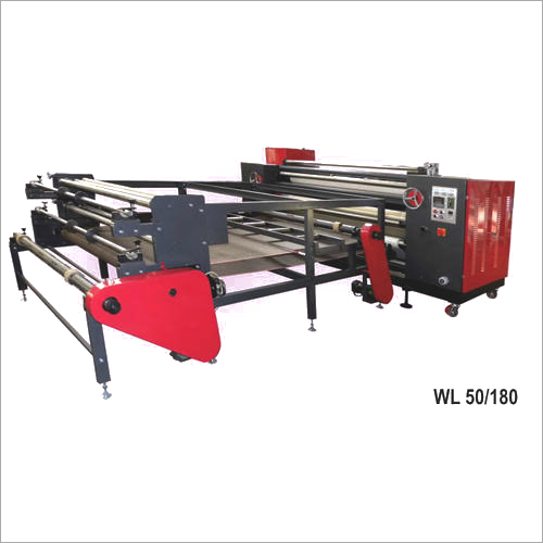 WENLI Heat Transfer Printing Machine