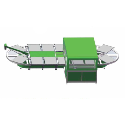 Oval Type Digital Printing Machine