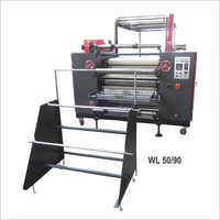 Wenli Automatic Heat Transfer Printing Machine For Lanyard