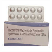 Luphil AM Tablets