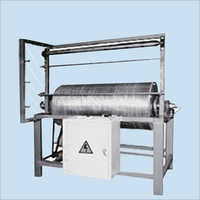Zipper Tape Ironing Machine