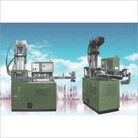 Industrial Plastic Zipper Injection Molding Machine