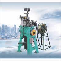 Industrial Auto Metal Zipper Chain Making Machine