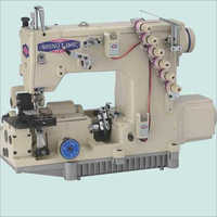 High Speed Industrial Zipper Sewing Machine With Servo Motor