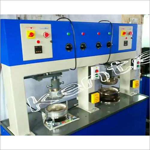 Automatic Double Die Plate Making Machine
