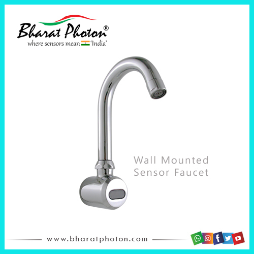 Wall Mounted Sensor Tap BP-F117