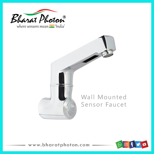 Wall Mounted Sensor Faucet BP-F257